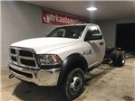 2018 Ram 4500 Regular Cab DRW 4x4, Cab Chassis #18249 - photo 1