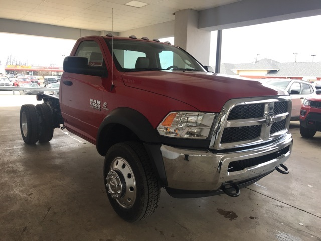 2018 Ram 5500 Regular Cab DRW 4x4,  Cab Chassis #18343 - photo 5