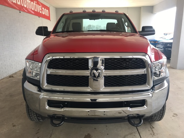 2018 Ram 5500 Regular Cab DRW 4x4,  Cab Chassis #18343 - photo 6