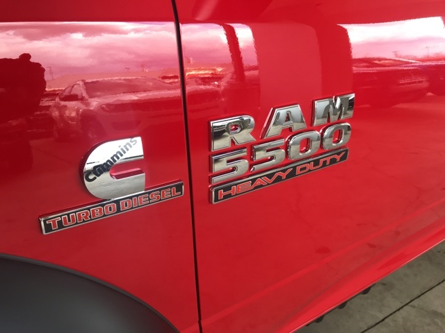 2018 Ram 5500 Regular Cab DRW 4x4,  Cab Chassis #18343 - photo 7
