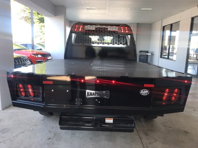 2018 Ram 3500 Crew Cab DRW 4x4,  Knapheide Platform Body #18375 - photo 3