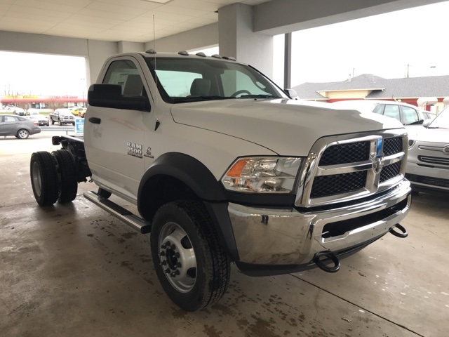 2018 Ram 4500 Regular Cab DRW 4x4,  Cab Chassis #18405 - photo 5