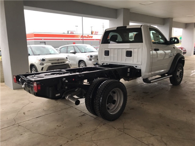 2018 Ram 4500 Regular Cab DRW 4x4,  Cab Chassis #18405 - photo 4