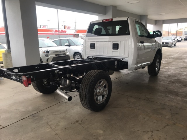 2018 Ram 3500 Regular Cab 4x4, Cab Chassis #18406 - photo 4