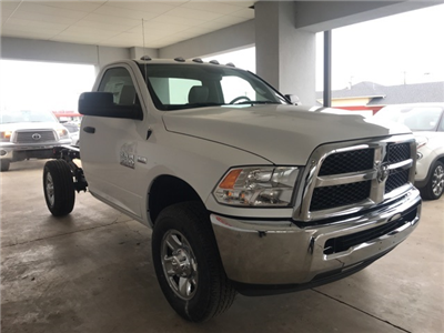 2018 Ram 3500 Regular Cab 4x4, Cab Chassis #18406 - photo 5