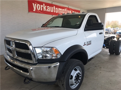 2018 Ram 5500 Regular Cab DRW, Cab Chassis #18437 - photo 1