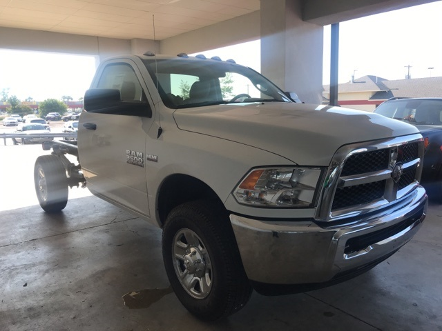 2018 Ram 3500 Regular Cab 4x4,  Cab Chassis #18549 - photo 4