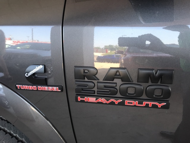 2018 Ram 2500 Crew Cab 4x4,  Pickup #18550 - photo 9