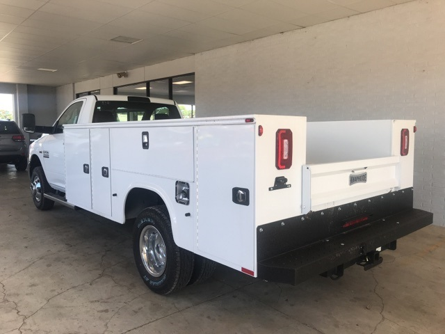 2018 Ram 3500 Regular Cab DRW 4x4,  Knapheide Service Body #18571 - photo 2