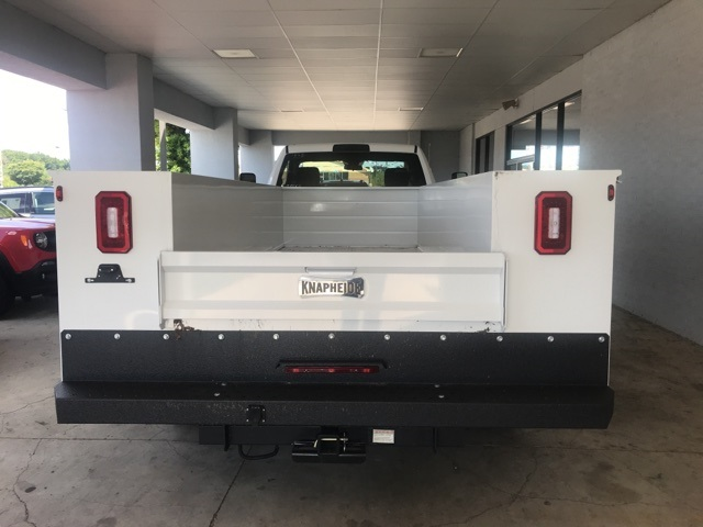 2018 Ram 3500 Regular Cab DRW 4x4,  Knapheide Service Body #18571 - photo 3