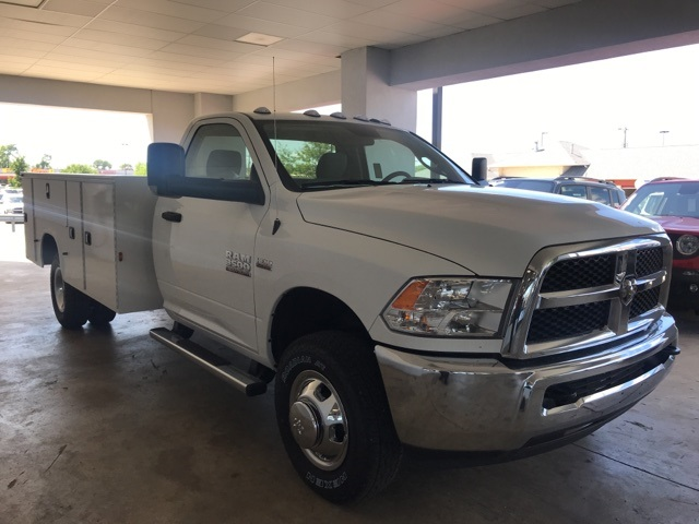 2018 Ram 3500 Regular Cab DRW 4x4,  Knapheide Service Body #18571 - photo 5