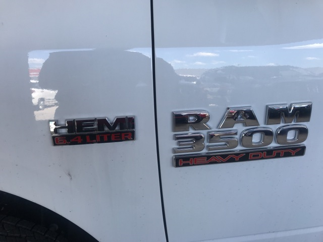 2018 Ram 3500 Regular Cab DRW 4x4,  Knapheide Service Body #18571 - photo 7