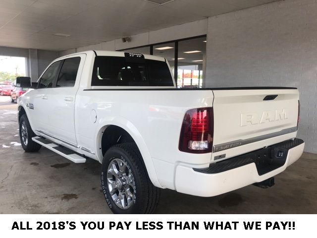 2018 Ram 2500 Crew Cab 4x4,  Pickup #18584 - photo 2
