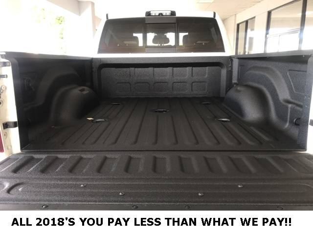 2018 Ram 2500 Crew Cab 4x4,  Pickup #18584 - photo 4
