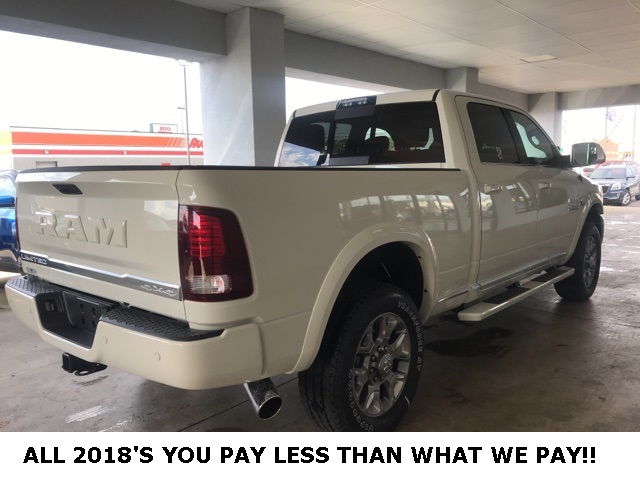 2018 Ram 2500 Crew Cab 4x4,  Pickup #18584 - photo 5