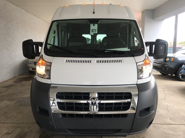 2018 ProMaster 2500 High Roof FWD,  Empty Cargo Van #18594 - photo 6