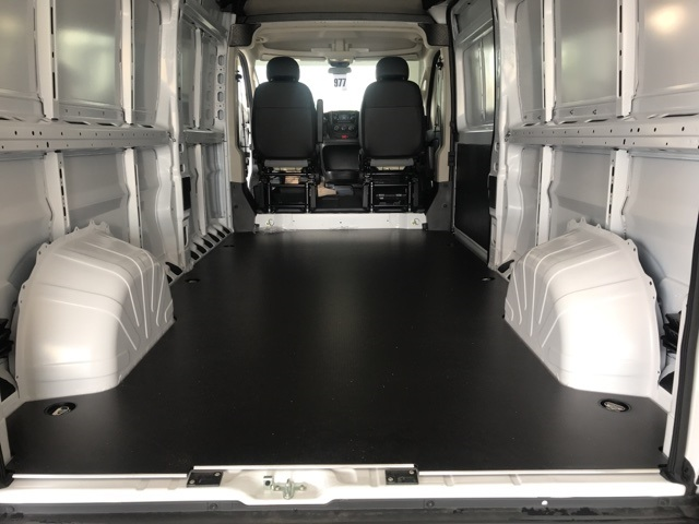 2018 ProMaster 2500 High Roof FWD,  Empty Cargo Van #18594 - photo 2