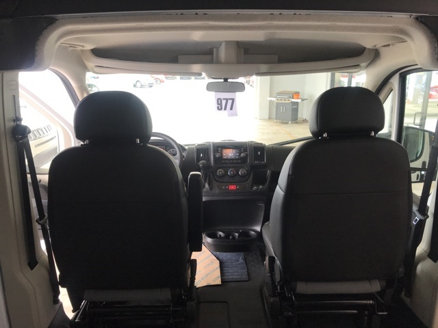 2018 ProMaster 2500 High Roof FWD,  Empty Cargo Van #18594 - photo 9