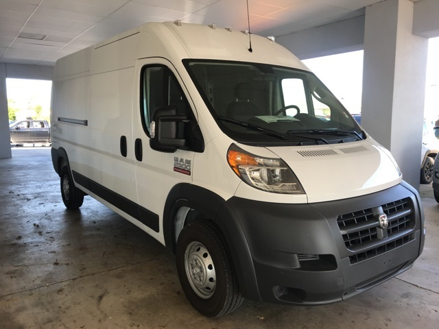 2018 ProMaster 2500 High Roof FWD,  Empty Cargo Van #18622 - photo 5