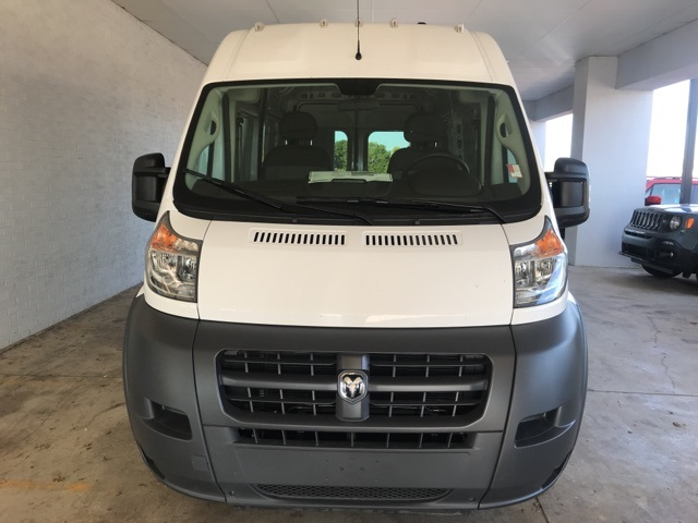 2018 ProMaster 2500 High Roof FWD,  Empty Cargo Van #18622 - photo 6