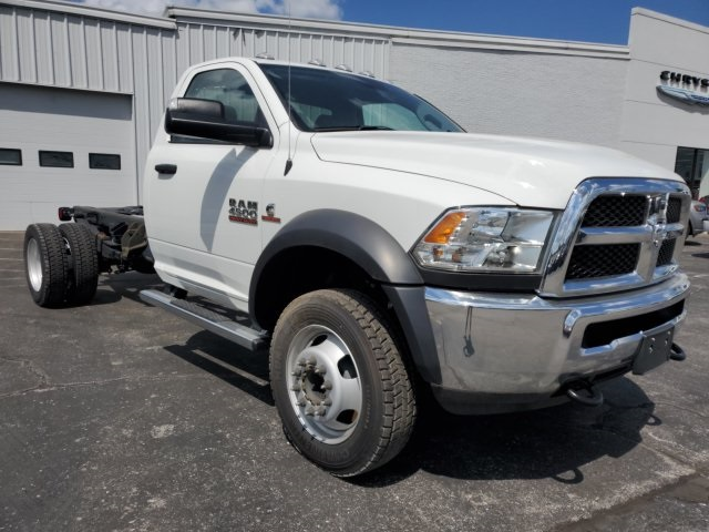 2018 Ram 4500 Regular Cab DRW 4x4,  Cab Chassis #18647 - photo 2