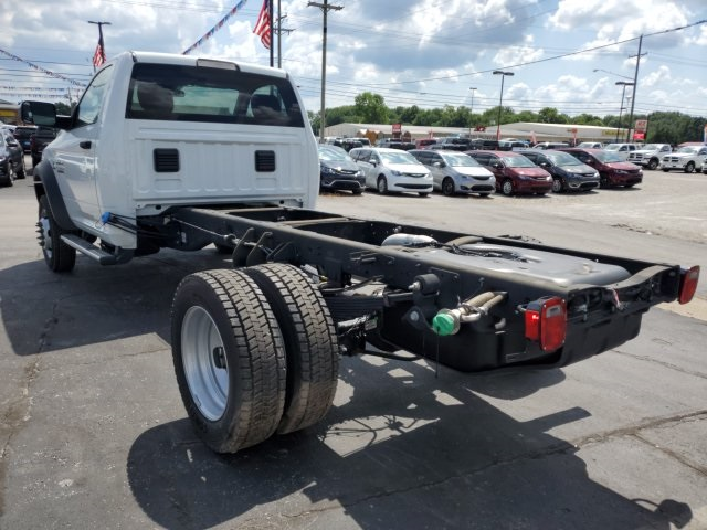 2018 Ram 4500 Regular Cab DRW 4x4,  Cab Chassis #18647 - photo 6
