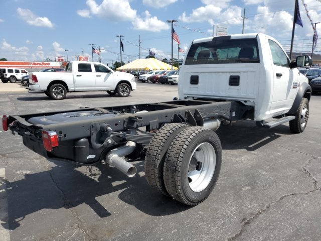 2018 Ram 4500 Regular Cab DRW 4x4,  Cab Chassis #18647 - photo 8