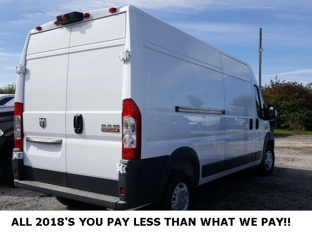 2018 ProMaster 2500 High Roof FWD,  Empty Cargo Van #18665 - photo 4