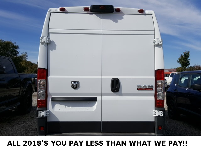 2018 ProMaster 2500 High Roof FWD,  Empty Cargo Van #18665 - photo 5