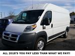2018 ProMaster 2500 High Roof FWD,  Empty Cargo Van #18665 - photo 1