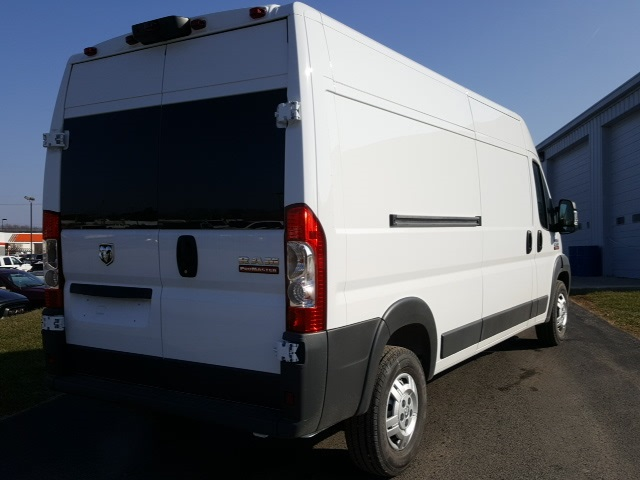 2018 ProMaster 2500 High Roof FWD,  Empty Cargo Van #18680 - photo 4