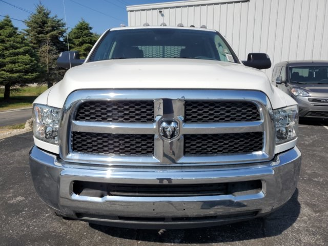 2018 Ram 3500 Crew Cab DRW 4x4,  Knapheide Platform Body #18682 - photo 10
