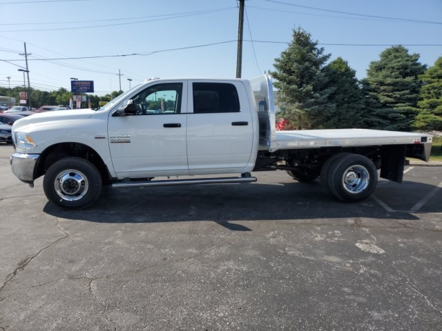 2018 Ram 3500 Crew Cab DRW 4x4,  Knapheide Platform Body #18682 - photo 2