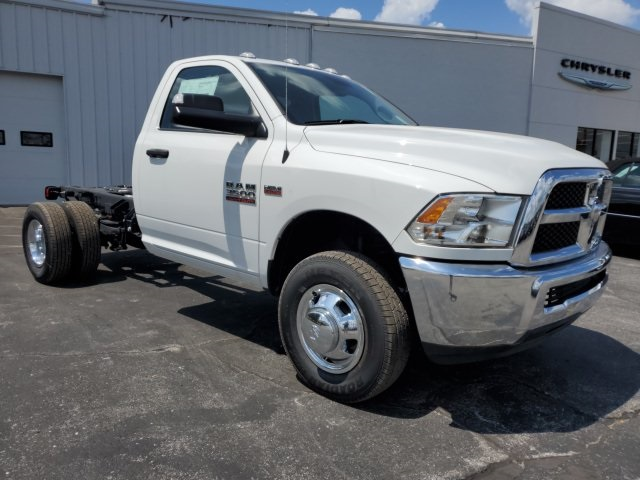 2018 Ram 3500 Regular Cab DRW 4x4,  Cab Chassis #18683 - photo 2
