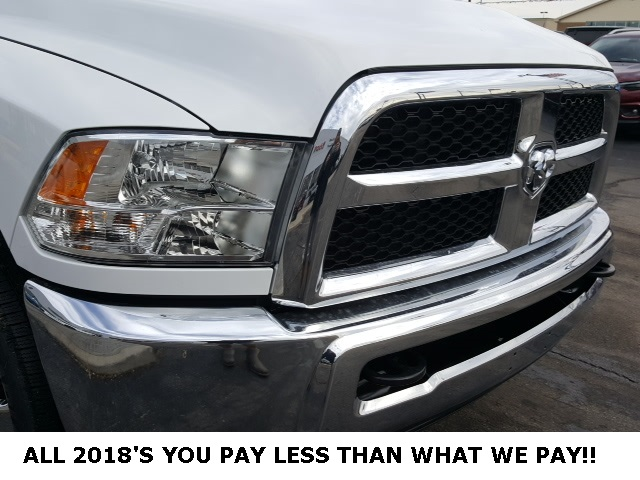 2018 Ram 3500 Regular Cab DRW 4x4,  Cab Chassis #18698 - photo 12