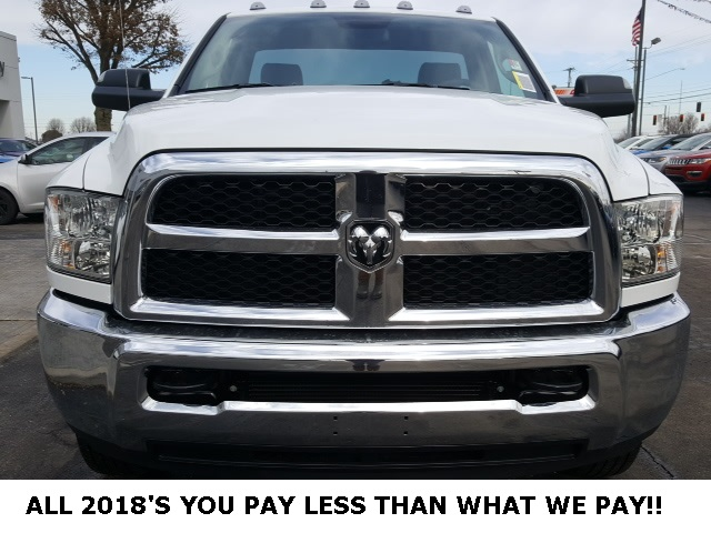 2018 Ram 3500 Regular Cab DRW 4x4,  Cab Chassis #18698 - photo 7