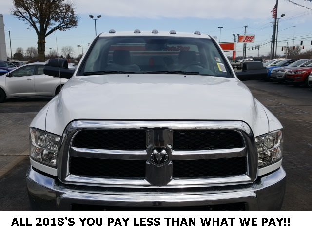 2018 Ram 3500 Regular Cab DRW 4x4,  Cab Chassis #18698 - photo 8