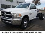 2018 Ram 3500 Regular Cab DRW 4x4,  Cab Chassis #18698 - photo 1