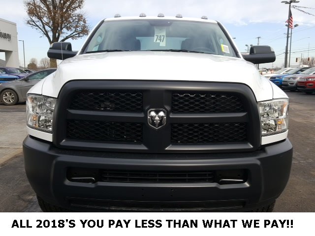 2018 Ram 3500 Crew Cab 4x4,  Cab Chassis #18707 - photo 6