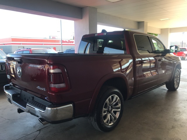 2019 Ram 1500 Crew Cab 4x4,  Pickup #19037 - photo 5