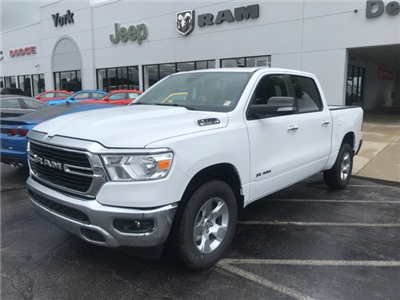 2019 Ram 1500 Crew Cab 4x4,  Pickup #19048 - photo 1