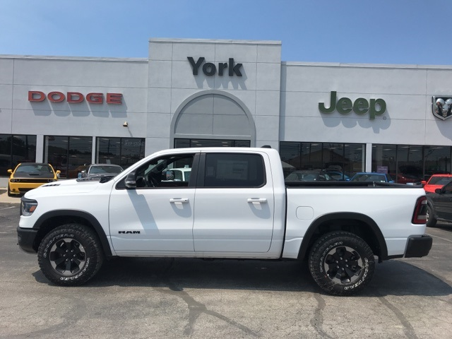 2019 Ram 1500 Crew Cab 4x4,  Pickup #19067 - photo 3