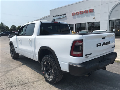 2019 Ram 1500 Crew Cab 4x4,  Pickup #19067 - photo 2