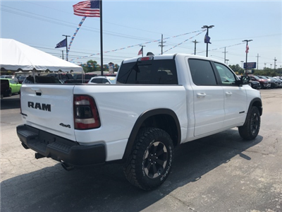 2019 Ram 1500 Crew Cab 4x4,  Pickup #19067 - photo 6