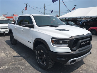 2019 Ram 1500 Crew Cab 4x4,  Pickup #19067 - photo 7