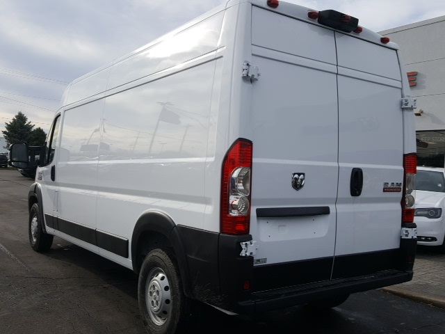 2019 ProMaster 2500 High Roof FWD,  Empty Cargo Van #19195 - photo 4
