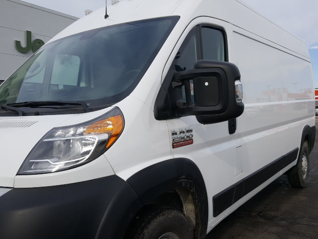 2019 ProMaster 2500 High Roof FWD,  Empty Cargo Van #19195 - photo 8