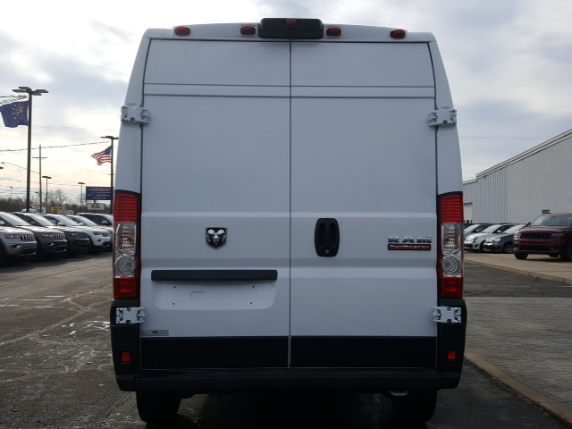 2019 ProMaster 2500 High Roof FWD,  Empty Cargo Van #19198 - photo 4