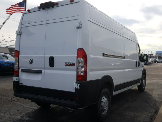 2019 ProMaster 2500 High Roof FWD,  Empty Cargo Van #19198 - photo 5