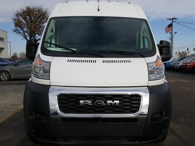 2019 ProMaster 2500 High Roof FWD,  Empty Cargo Van #19198 - photo 8